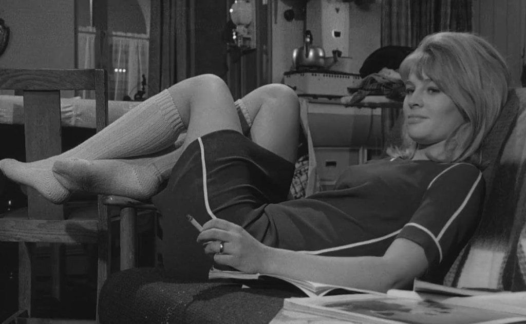 john Schlesinger julie christie darling 1965