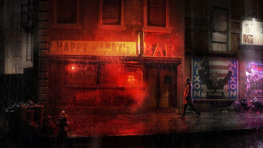 2009 watchmen poster