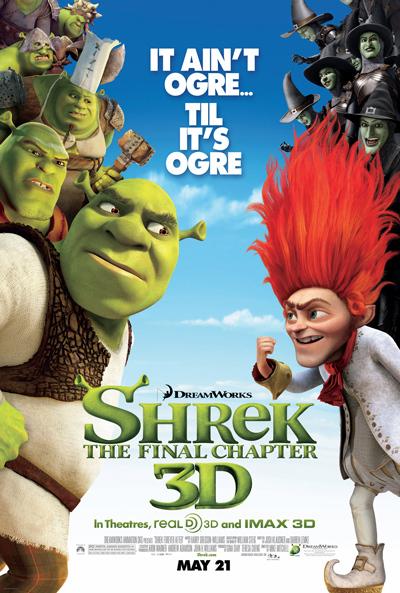 shrek 2010 4 forever