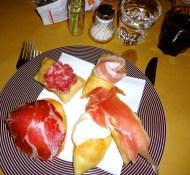 Bolognese crescentine