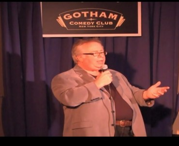 Garrison live at the Gotham COmedy Club (2)