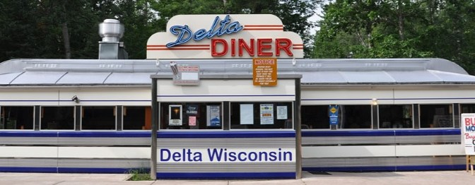 Delta Diner Owner Todd Bucher on DESIGN YOU