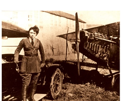 Bessie Coleman's High Altitude Passion