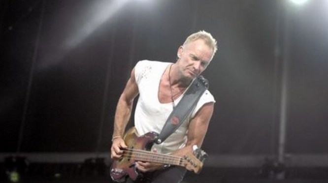 DESIGN YOU Quote of the Day: Sting