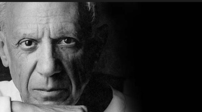 DESIGN YOU Quote of the Day: Pablo Picasso