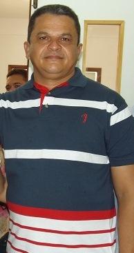O prefeito de Pio XII, Paulo Roberto Sousa Veloso