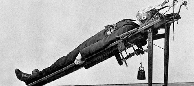 Há 150 anos: Acha que malhar é uma tortura? Olha como era antes