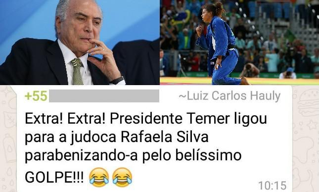 André Coelho/ Agência O Globo | Marcelo Theobald/ Agência O Globo | Reprodução/ WhatsApp