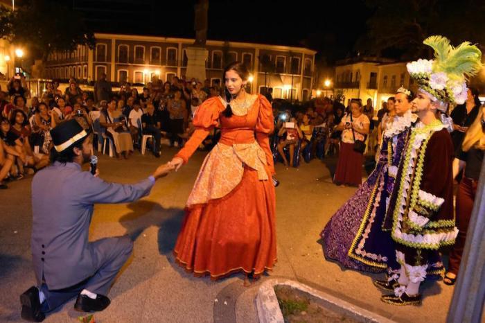 Serenata Histórica: um modo criativo de conhecer São Luís nos seus 404 anos