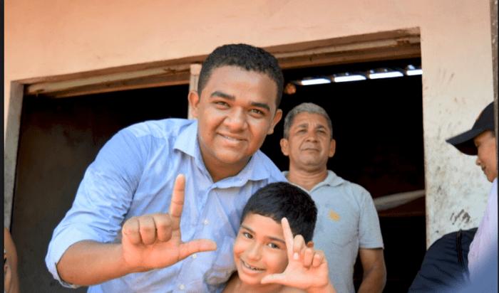 Luis Amovelar Filho caminha para vitória em Coroatá