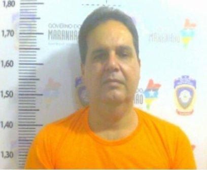 Gilberto Aroso fazendo check in para passar se hospedar em Pedrinhas