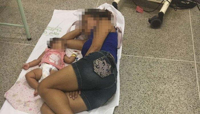 Mãe Hospital da Criança