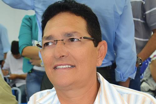O prefeito de Mirinzal Amaury Almeida: cadeia por crime eleitoral