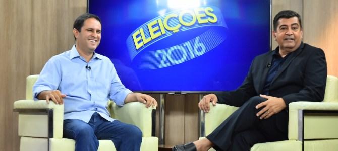 """""""A eleição já passou, o momento agora é da gestão"""", diz Edivaldo ao negar candidatura em 2018"""
