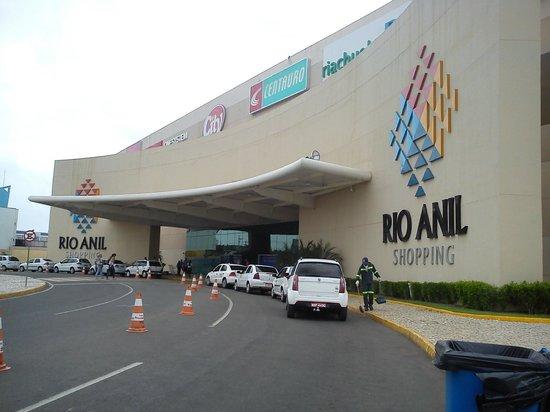 Shopping Rio Anil: estacionamento volta a ter   gratuidade