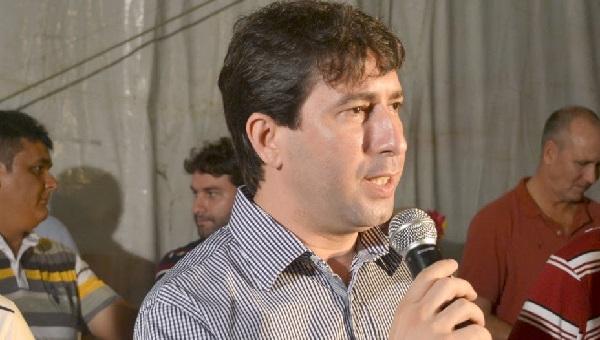 O prefeito Marcelo Jorge Torres foi afastado do cargo nesta sexta-feira