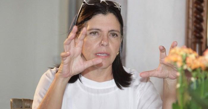 Organização criminosa: A ex-governadora Roseana Sarney mostra as garras