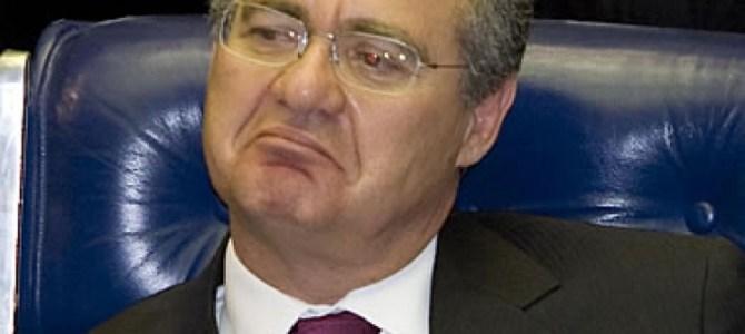 STF recebe denúncia por peculato contra senador Renan Calheiros