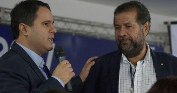 Edivaldo é eleito para o Diretório Nacional do PDT durante convenção em Brasília