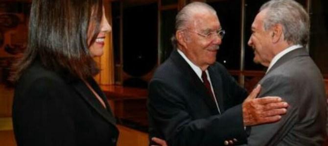 Temendo prisão, Sarney veta indicação de Nicolao Dino para procurador geral