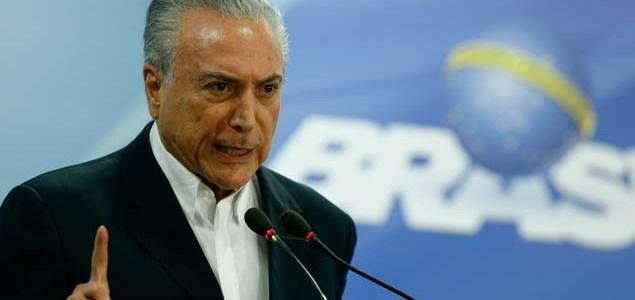 Temer empenhou R$ 1 bilhão em emendas para deputados no mês da denúncia