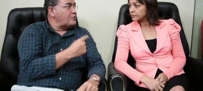 Eliziane revela diálogo com Rocha e expõe mentira do senador sobre o papel de Flávio em sua eleição