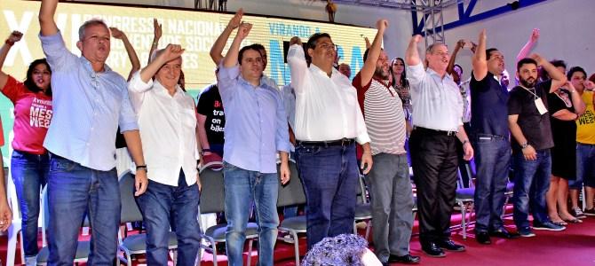 Gestão de Edivaldo Holanda Júnior é elogiada por lideranças nacionais do PDT