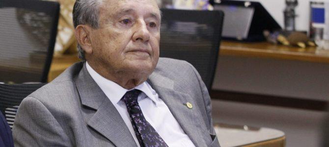 Pré-candidatura ao Senado é irreversível, diz José Reinaldo