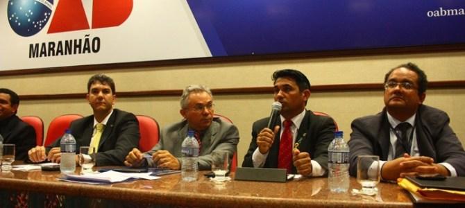 Fepa: Thiago Diaz transforma OAB em um palanque político de Braide e Wellington do Curso