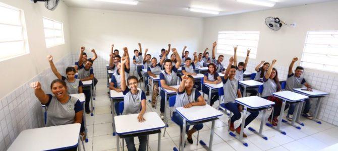 Nota da Educação sobe 11% no Maranhão