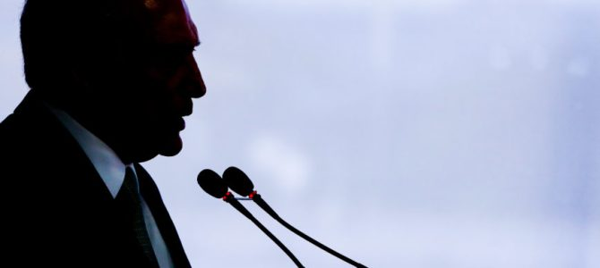 Rejeição a Michel Temer vai a 85% no Nordeste e 90% no Norte