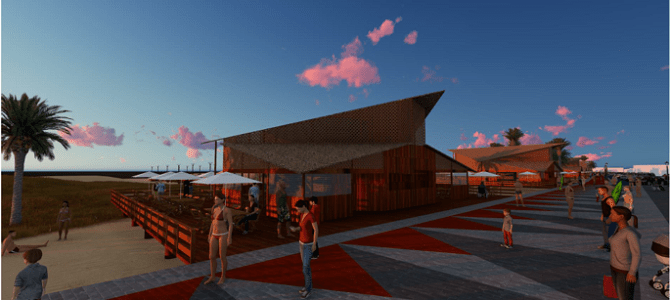 Governo anuncia novos quiosques e pede a suspensão da retirada dos comerciantes do Araçagi