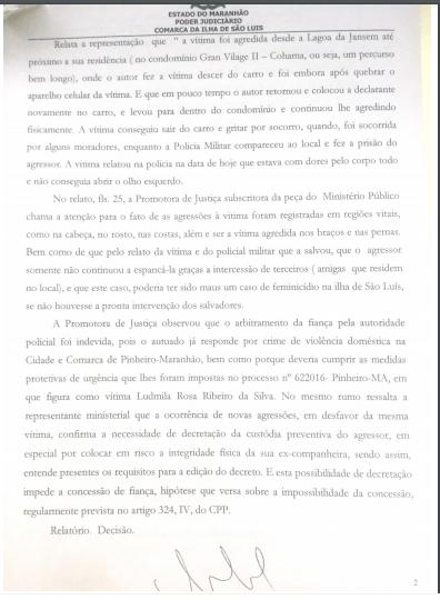 lucio genesio 1 - COVARDIA: Irmão do prefeito de Pinheiro, quase mata a ex-mulher com uma surra - minuto barra