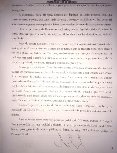 lucio genesio 3 - COVARDIA: Irmão do prefeito de Pinheiro, quase mata a ex-mulher com uma surra - minuto barra