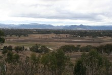 Overlooking Kandos Cement Works (3)