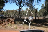 Letterboxes Outside Coonabarabran towards Siding Springs Observatory (8)