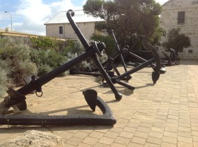 The Shipwreck Galleries, Fremantle WA, May 2016