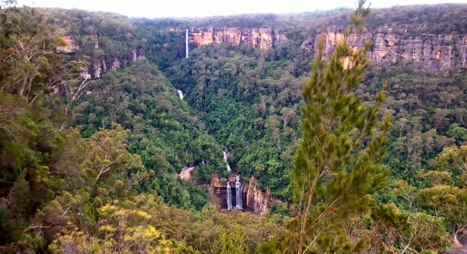Fitzroy Falls 21 April 2017 Bushwalk with Grandchildren (16) (1024x559)