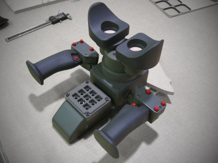 Night vision goggles for the C-21 Dragon Assault ship
