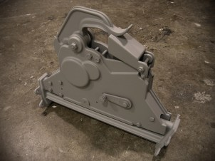 Cargo hook made for the SA-2 Samson helicopter