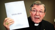 George Pell - You disgusting man.