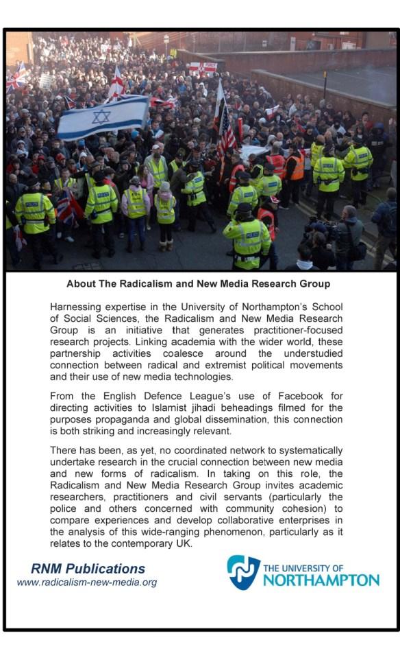 Microsoft Word - The EDL Britain's 'New Far Right' Social Moveme