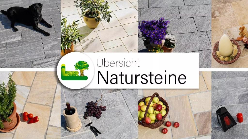 Übersicht Natursteine Steiermark