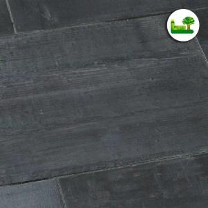 Vintage wood schwarz - Feinsteinzeug -gartenleber
