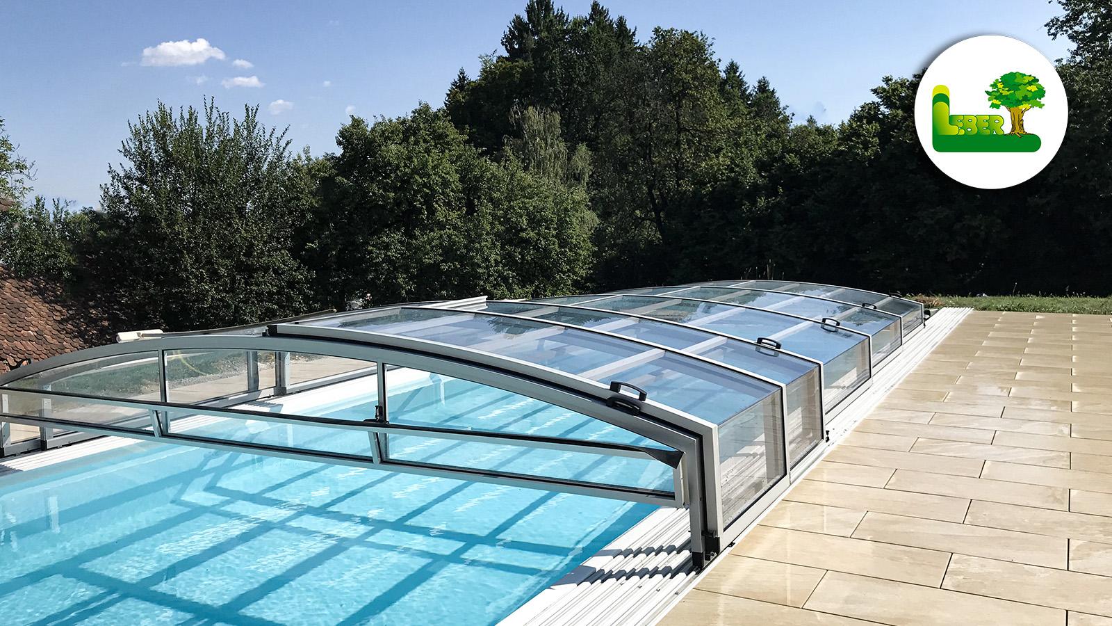 Pool Außenanlage