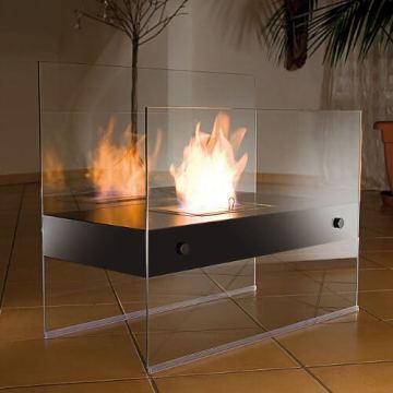 Carlo Milano Lounge-Feuer