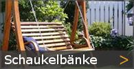 Schaukelbank Holz Sortiment