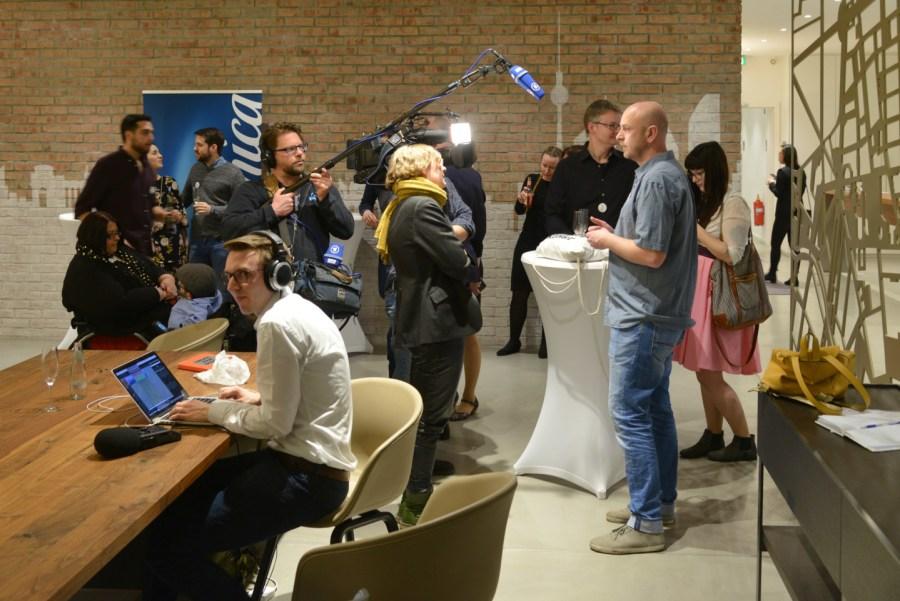 Die Goldenen Blogger 2017 im Telefónica BASECAMP