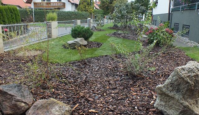 Garten- und Flächenpflege
