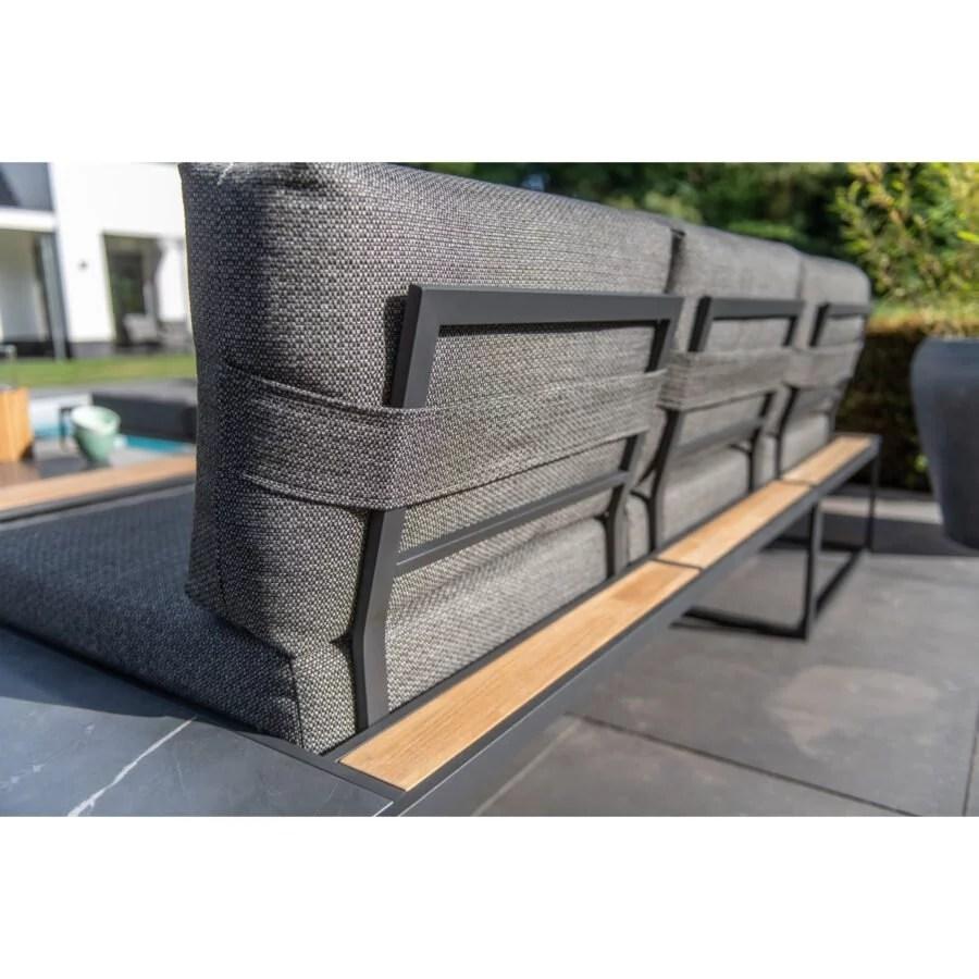 4seasons outdoor patio lounge eckteil